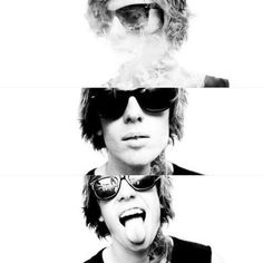 Alan Ashby the ginger princess tonguee