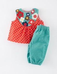 Ooh, for a baby girl!  I might die if we get to shop for a girl, too!  Appliqué Cord Play Set 76026 Play Sets at Boden