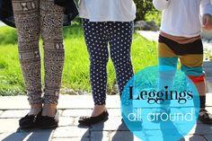 Leggings, leggings, and more leggings