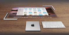 2025年のMacはこうなっている?「lightmac」のコンセプト・デザイン   ギズモード・ジャパン