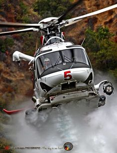 Los Angeles Fire Department Agusta Helicopter by Mick Balter Airplane Drone, Helicopter Plane, Helicopter Pilots, Military Helicopter, Military Aircraft, Luxury Helicopter, Military Tank, Attack Helicopter, Jet Plane