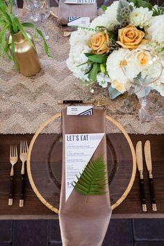 Fabulous California Wedding in Sonoma - MODwedding