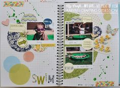 Karyn's Crafting Obsession: Endless Summer!