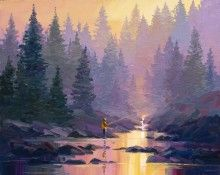 fine art edition titled the great outdoors by charles pabst