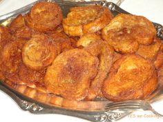 Receita de Rabanada tradicional.