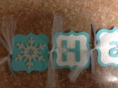 Disney Frozen Birthday Banner by whimzypartycreations on Etsy
