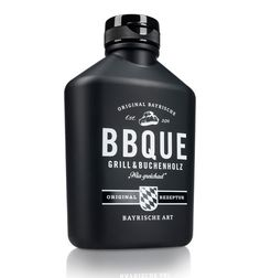 BBQUE Original Bavarian Barbecue Sauce on Packaging of the World - Creative Package Design Gallery
