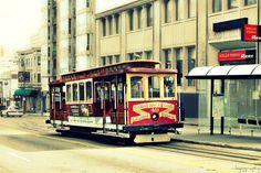 San Francisco Cablecar #sanfrancisco #sf #bayarea #alwayssf #goldengatebridge #goldengate #alcatraz #california
