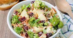 Faites changement et allez-y pour une salade rafraîchissante