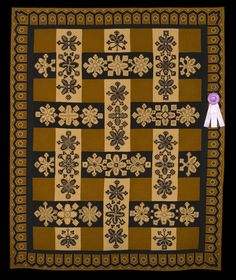 2014 Quilt Expo Quilt Contest, Honorable mention, Category 5, Machine Quilted Bed Size Mixed or Other: Vestments, Mary Chalmers, Willmar, Minn. wiquiltexpo.com