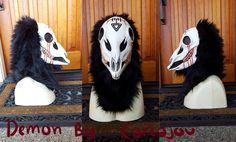 Demon Mask *FOR SALE*