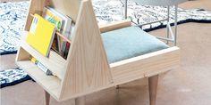 DIY déco: un fauteuil d'appoint astucieux et pratique