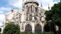 #NotreDame #cathedral #Paris June 2014 www.pinterest.com/annbri/