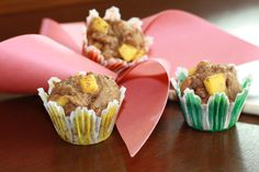 K's Veg Recipes: Mango Mini Muffins