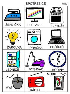 Pro Šíšu: Komunikační obrázky Preschool Themes, Aurora, Teaching English, Grade 1, Book Activities, Alphabet, Homeschool, Jena, Language
