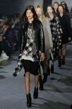 3.1 Phillip Lim - Runway - Mercedes-Benz Fashion Week Fall 2015