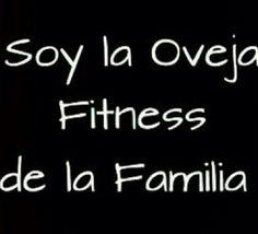 Oveja Fitness de la familia