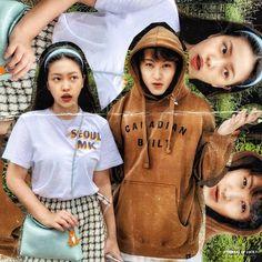Kim Yerim, Couple Aesthetic, Mark Lee, Boyfriend Material, Nct Dream, Irene, Red Velvet, Boy Or Girl, Rv
