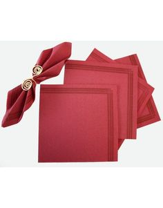 pliage serviettes Napkin Folding, Decoration Table, Napkins, Table Settings, Creations, Communion, Wedding, Chic, Crafts