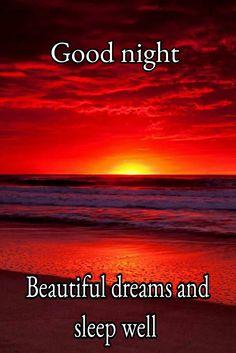 Good Night Beautiful, Sleep
