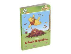 Libro de Actividades Tag Junior A Pooh le gusta...