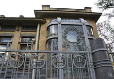 House Kshesinskaia, mansion Brandt. Saint Petersburg: art_nouveau