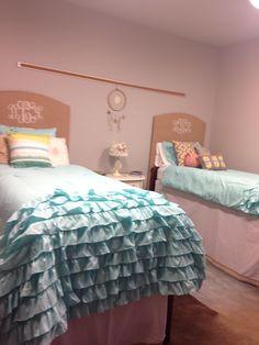 Dorm Room At Mississippi State University Part 72