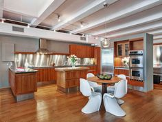 Spectacular duplex penthouse on Greenwich Street, New York
