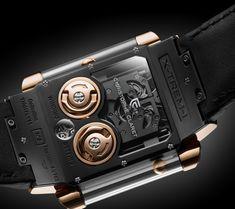 X-Trem watch on Industrial Design Served Harry Winston, Patek Philippe, Devon, Cartier, Omega, Versace, Wear Watch, Chanel, Creative Industries