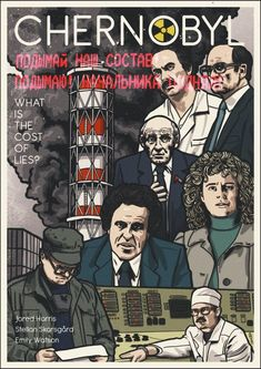 Alternative poster for HBO series Chernobyl Drawn in Procreate and finished in Photoshop Chernobyl 1986, Chernobyl Disaster, Most Popular Tv Shows, Favorite Tv Shows, Jared Harris, Chernobyl Nuclear Power Plant, Hbo Series, Post Apocalyptic Fashion, Nuclear Disasters