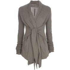 Wrap Cardigan: LOVE!