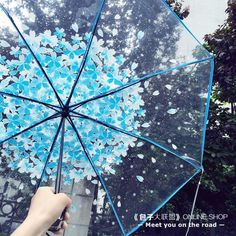Material:The umbrella pole is made of alloy, umbrella cloth is made of plasticColor: Blue/Pink/Purple/Light GreenSize reference:Diameter of the umbrella: of the umbrella: Fancy Umbrella, Transparent Umbrella, Clear Umbrella, Under My Umbrella, Spring Aesthetic, Korean Aesthetic, Blue Aesthetic, Kids Umbrellas, Pics Art