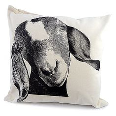 Barnyard Pillows for the Nursery are sweet for babies but young children will love them too.