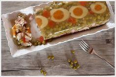 Riciclare gli avanzi: ricetta pollo in gelatina - http://www.chizzocute.it/riciclare-avanzi-pollo-gelatina/