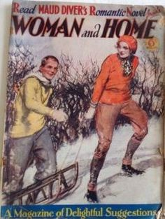 Woman and Home magazine from February 1931