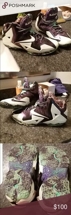 af4d2a4a456 Nike Lebron 11 all star sneakers size 10.5 LeBron 11 All Star shoes. Size  10.5