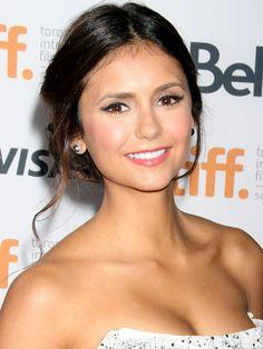 Nina Dobrev at TIFF '12: http://beautyeditor.ca/gallery/tiff-12-red-carpet-beauty/nina-dobrev/