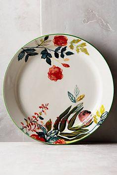 Botanical Burst Dinnerware
