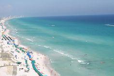 10 Best Gulf Beaches Florida | Destin Florida Gulf Coast, Florida,