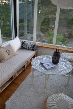 Pallet Seat/Couch