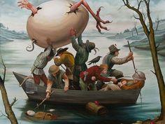 Surrealismo ruso, Vladimir Kush - Taringa! Mais