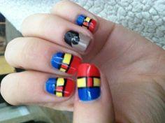 Superman nails ❤