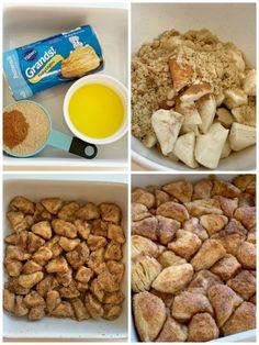 Biscuit Cinnamon Rolls, Cinnamon Roll Casserole, Cinnamon Roll Muffins, Cinnamon Roll Recipes, Cinnamon Roll Bites Recipe, Cinnamon Drink, Cinnamon Roll Bread, Cinnamon Hair, Cinnamon Desserts