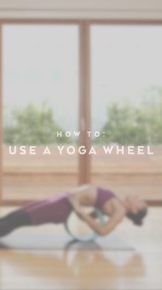 Aubry Marie guides you through her tips and tricks to building strength and flexibility, while safely and comfortably using the yoga wheel to open up your shoulders, chest, lower back and abdomen.
