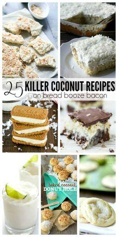 25 Killer Coconut Re