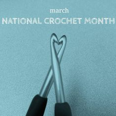 """Did you know March is National Crochet Month? How fun! #crochet #bhooked #crocheting #crochetersofinstagram #crochetaddict #happyhooker #crocheteveryday…"""