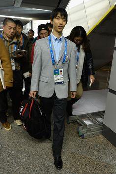 Yuzuru Hanyu Winter Olympics Press Conference February 02, 2014