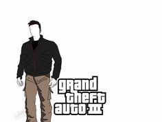 GTA 3 Artwork