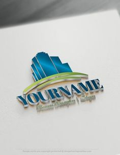 Design Free Online Real Estate Buildings logo template Ready madeOnline Real Estate template Decorated with an imageof Buildings. This professional realtylogos excellent forArchitect, interior designer,Construction, Contractor, realtyAgencyetc.  How to design free logo online? 1- Customize This logo with our free logo maker tool -Change you company name, slogan, colors & fonts. 2- Like your design? Buy this affordablelogo