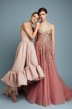 Reem Acra Pre-Fall 2017 Fashion Show Collection